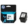 HP 304   120 Seiten, HP Tintenpatrone, schwarz